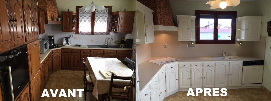 Atelier cbl relooking cuisine conception cuisine bain dres - Changer les facades d une cuisine ...